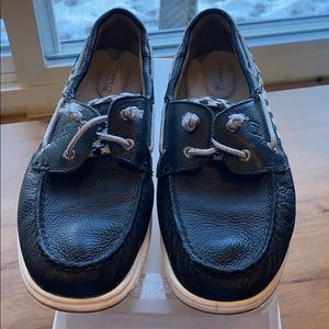 Sperry Top-Sider shoe.
